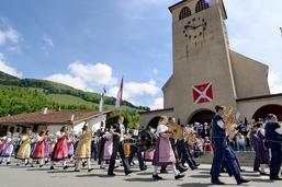 Grandvillard deuxième plus beau village de Suisse