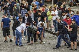 Plus de 300 boulistes au Mouret