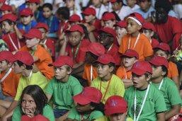 Quelque 2400 jeunes chrétiens à Espace Gruyère