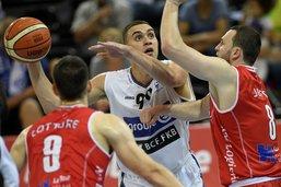 Olympic: Natan Jurkovitz blessé