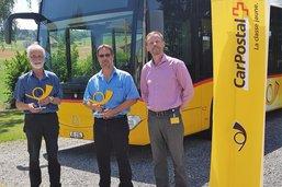 Transport public de la Broye repris par CarPostal