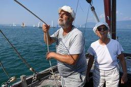 L'équipage atypique de la Sainte-Anne