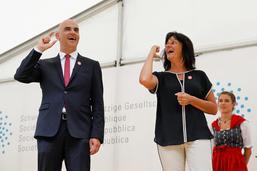 Le président de la Confédération prône le compromis au Grütli