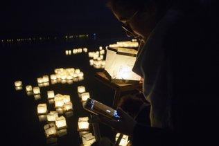 Le Festival des Lumières de Morat s'expose à Nyon