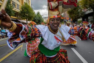 RFI: Parade des cultures du monde