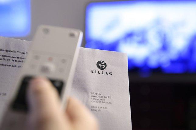 La redevance radio-tv à 365 francs introduite l'an prochain