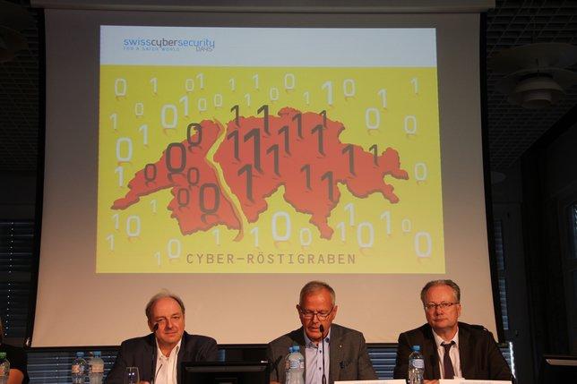 La crème des experts de la cybersécurité réunis à Fribourg