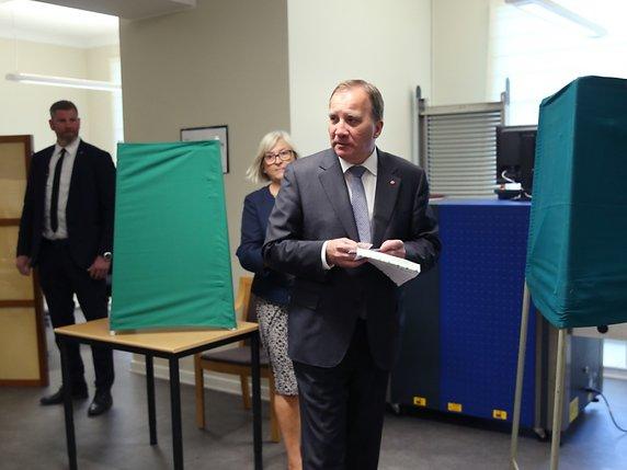 La Suède vote sous la poussée des
