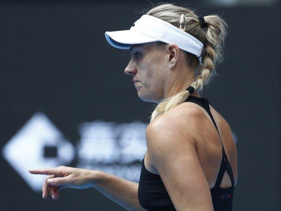 Kerber se sépare de son entraîneur — WTA