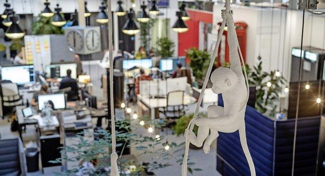 Bureaux géniaux révèlent à quoi ressemblera l espace de travail