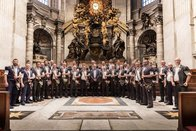 Le Chœur des Armaillis de la Gruyère au Vatican