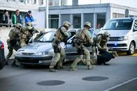 L'unité d'élite de la police fribourgeoise fête ses 30 ans
