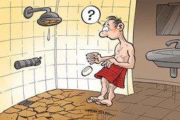 Sécheresse historique: économisons l'eau