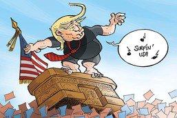 Pas de vague anti-Trump aux élections de mi-mandat