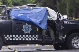 Quatre policiers mexicains tués près de Guadalajara