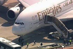 Des passagers d'un vol d'Emirates malades en arrivant à New York