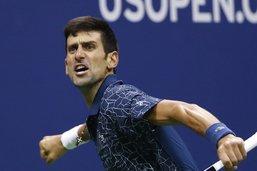 Novak Djokovic à nouveau sur le toit du monde
