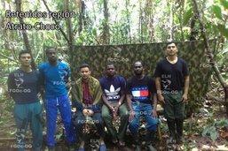 La dernière guérilla active de Colombie libère six otages