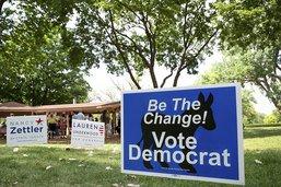 Les démocrates prennent de l'avance pour le Congrès américain