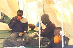 Le choléra se propage au Zimbabwe, pénurie de médicaments