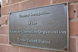 La mission palestinienne à Washington ferme ses portes