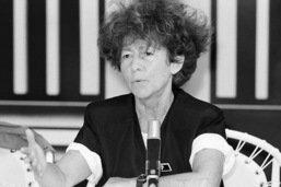 Mort de la cinéaste Marceline Loridan-Ivens, survivante d'Auschwitz