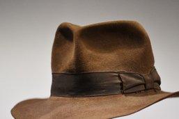 Le chapeau d'Indiana Jones adjugé près de 510'000 francs à Londres