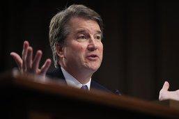 Une deuxième femme accuse le juge Kavanaugh d'inconduite sexuelle