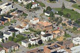 De lourds dégâts après le passage de six tornades au Canada