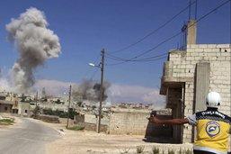 Les raids russes en Syrie ont fait 18'000 morts dont 8000 civils
