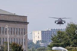 Colis suspects envoyés au Pentagone: substance proche de la ricine