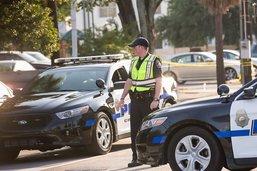 Un policier tué et quatre autres blessés en Caroline du Sud