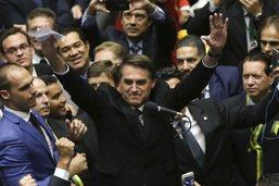 Présidentielle brésilienne: l'extrême droite progresse encore