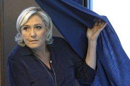 France: une fille de Marine Le Pen frappée lors d'une altercation