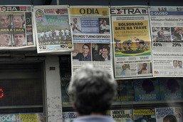 Un 2e tour tendu au Brésil après le raz-de-marée Bolsonaro