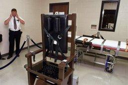 Electrocution ou injection: un condamné américain obtient un sursis