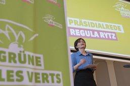 Les Verts visent quatre sièges supplémentaires aux fédérales 2019
