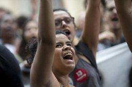 Opérations policières dans des universités publiques brésiliennes