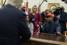 """Longtemps soutien de Trump, Kanye West dit avoir été """"utilisé"""""""