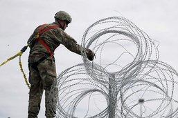 Migrants: 7000 militaires américains déployés à la frontière