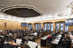 Le budget du canton de Fribourg critiqué pour manque d'anticipation