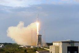 Mission réussie pour Soyouz qui place en orbite un satellite météo