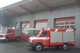 Une caserne flambant neuve pour les pompiers