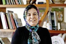 Combat d'une féministe dans l'islam