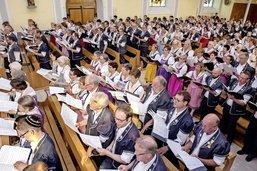 Des assises pour le chant liturgique