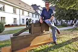 Hofstetter offre six œuvres à la ville