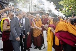 A Rikon, un «petit Tibet» zurichois