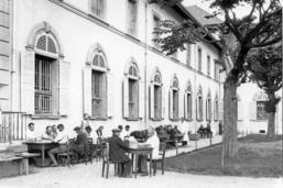 L'asile ouvre les portes de son passé