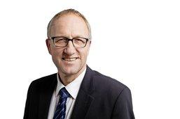 Peter Hegglin sort du bois