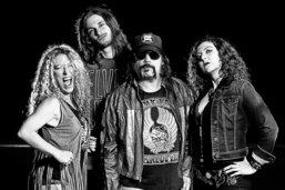 Nashville Pussy, le rock à l'ancienne